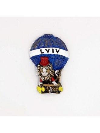 """Керамічний магніт """"Lviv"""" #101080515"""
