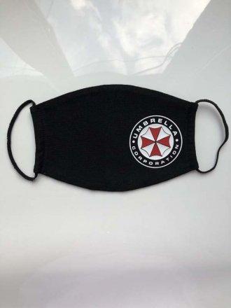"""Захисна маска для лиця """"Umbrella Corporation"""" #102 22 03 02"""