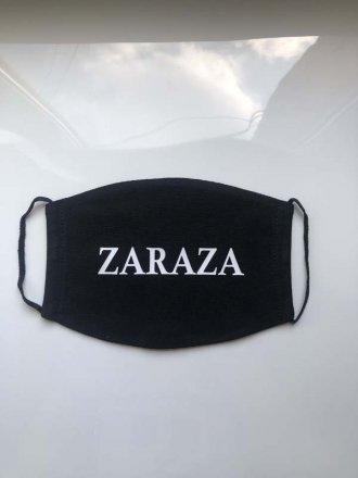 """Захисна маска для лиця """"ZARAZA""""  #102 22 03 15"""