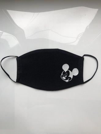 """Дитяча багаторазова маска на лице """"Mickey Mouse"""" #102 22 02 20"""