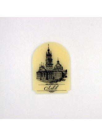 """Магніт акриловий """"Успенська церква"""" #101080121"""