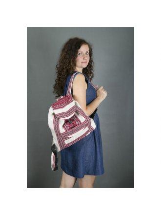 Рюкзак червоний #1021101
