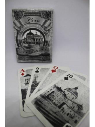 Сувенірні карти «Ретро Львів» #1011302