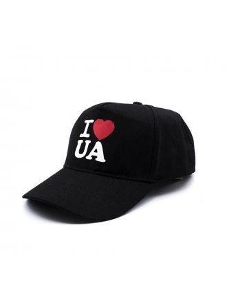 "Бейсболка ""I love UA"" #1022003"